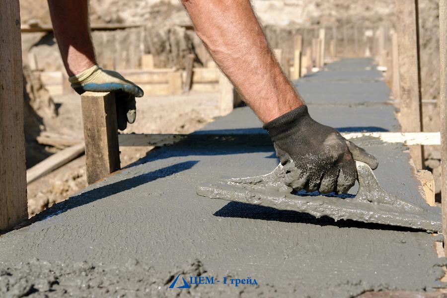 бетон оптом в москве