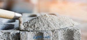 Тарированный цемент в мешках