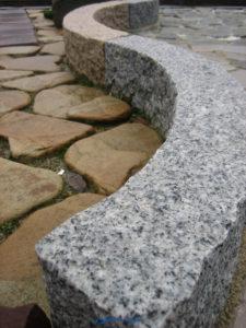 Продажа бордюра из камня (гранита)