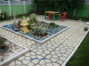 Бордюр садовый ЖБИ в Москве